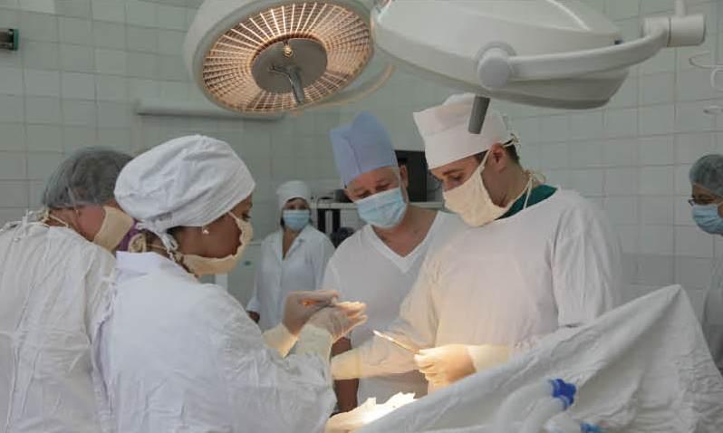 Операция в хирургии