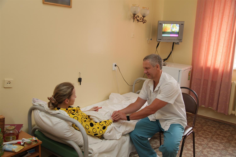 осмотр в гинекологии онлайн